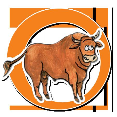 Der Stier Zottel
