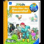 """""""Wieso? Weshalb? Warum?""""-Sachbuch """"Alles über den Bauernhof"""""""