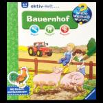 Aktiv-Heft Bauernhof von Ravensburger