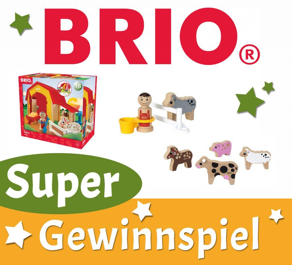 BRIO®-Gewinnspiel