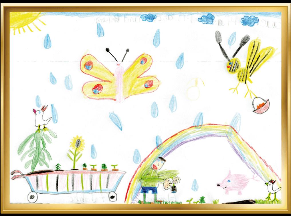 Naturschutz und Nachhaltigkeit von Florian, 7 Jahre aus Hopfen am See