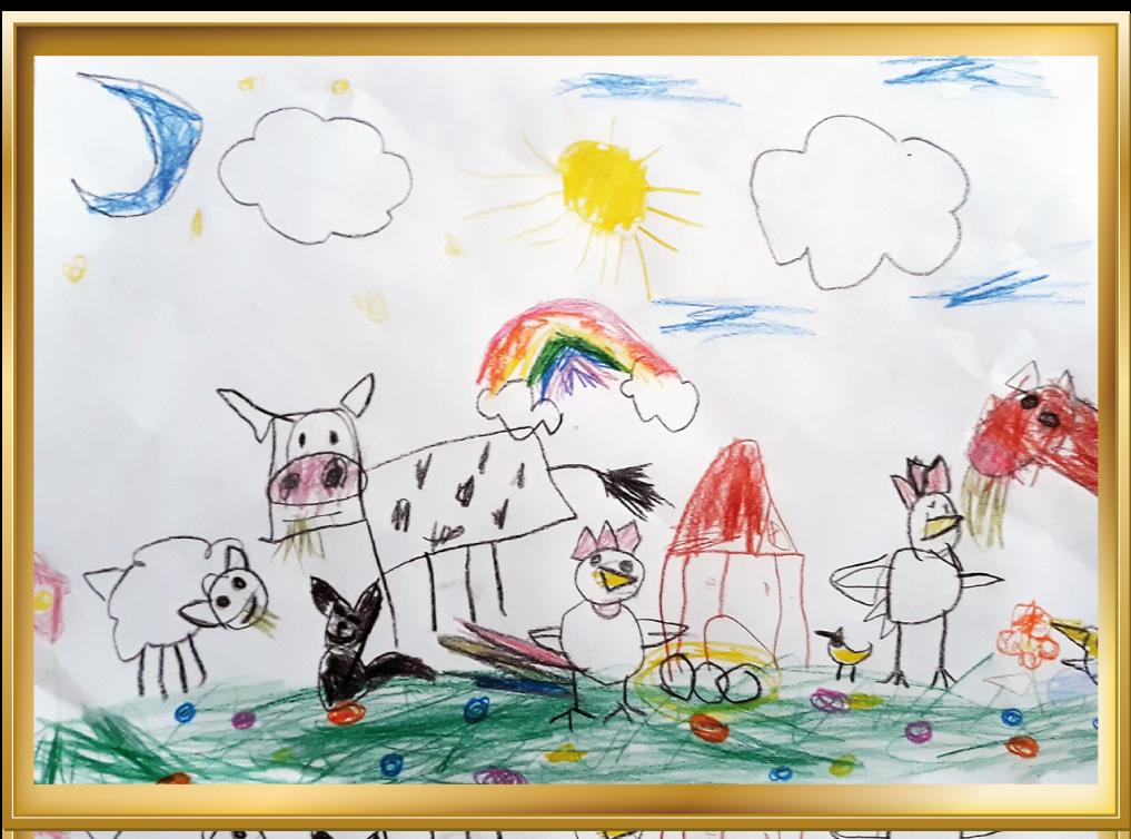 Dein Bauernhof-Star von Fares, 5 Jahre aus Münster