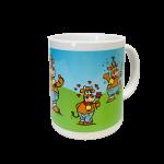 Lustige Tasse Friederike