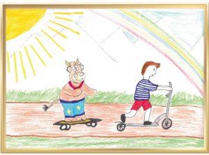 Gewinnerbild von Jonas aus Oranienburg