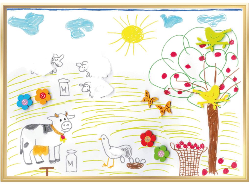 Leckeres vom Bauernhof von Johanna, 6 Jahre aus Moosburg