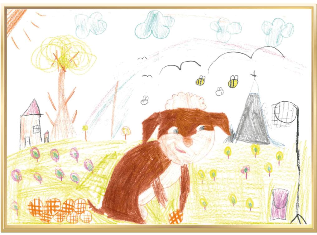Lustige Erlebnisse mit Flips von Sophia, 7 Jahre aus Hausham