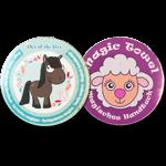 Zauberhandtücher Pferd und Schaf