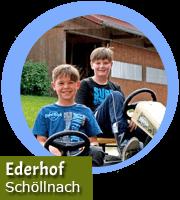 Urlaub auf dem Ederhof Schöllnach